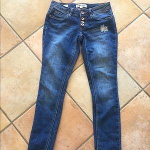 Women's Jeans size 0 skinny Capri
